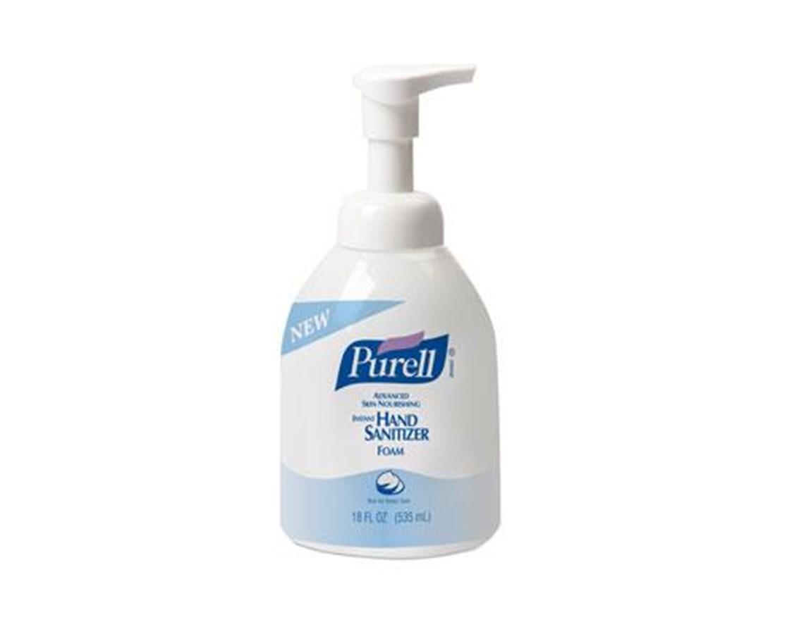 Purell 5798-04 Purell Advanced Skin Nourishing Instant Hand Sanitizer Foam