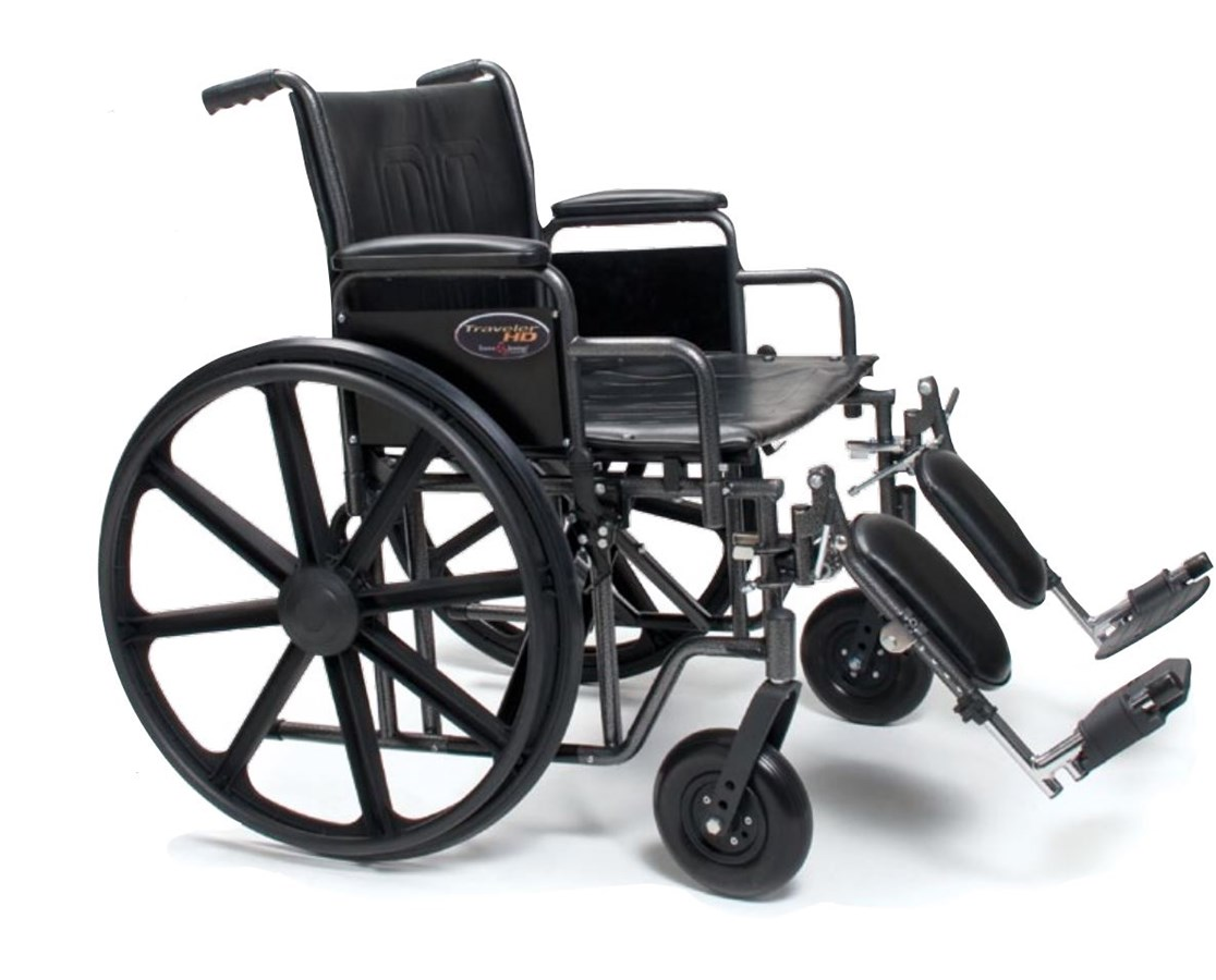 Traveler XD Wheelchair 54050350