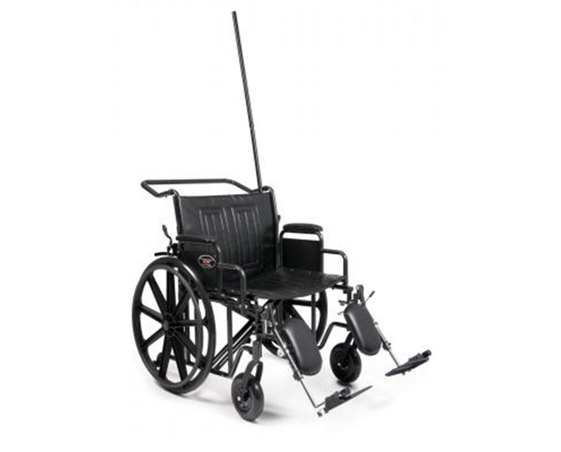 EVE3J010330 Traveler Hospital Transport Chair