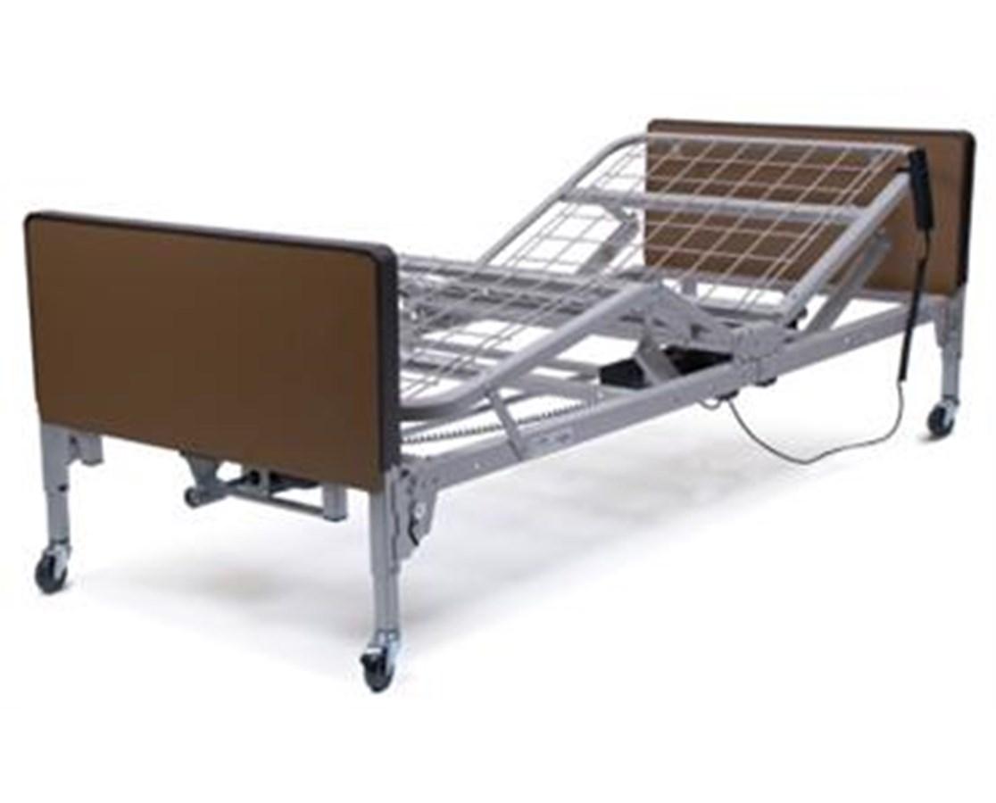 Patriot Homecare Bed, Semi-Electric LUMUS028