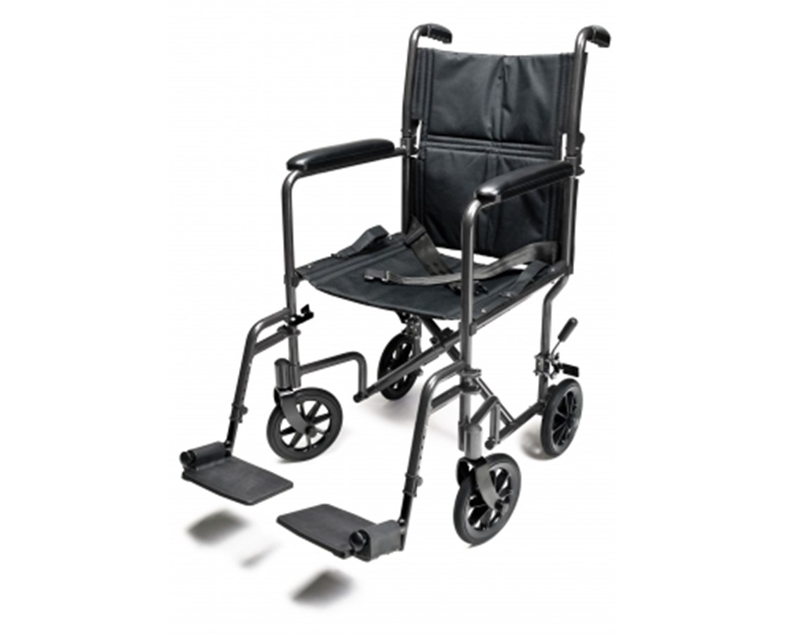 Aluminum Transport Chair GREEJ781-1