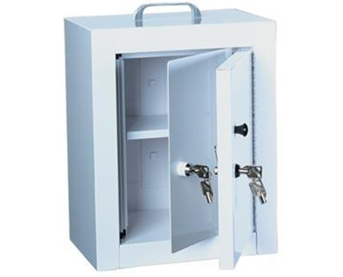 Double Door Medium Narcotic Cabinet HAR2720