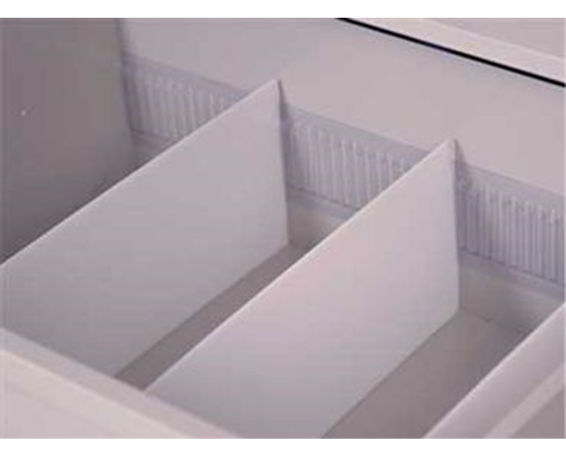 Punch Card Row Dividers for Classic, Mini and GP Line Carts HAR40611