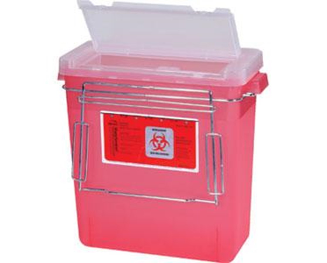 Replacement Bemis Three Gallon Sharps Container HAR40836