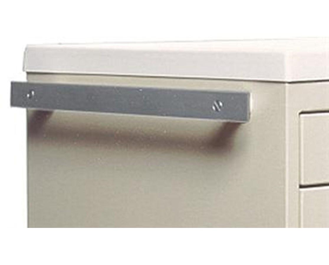 Aluminum Push Handle for Classic Line Carts HAR68161-