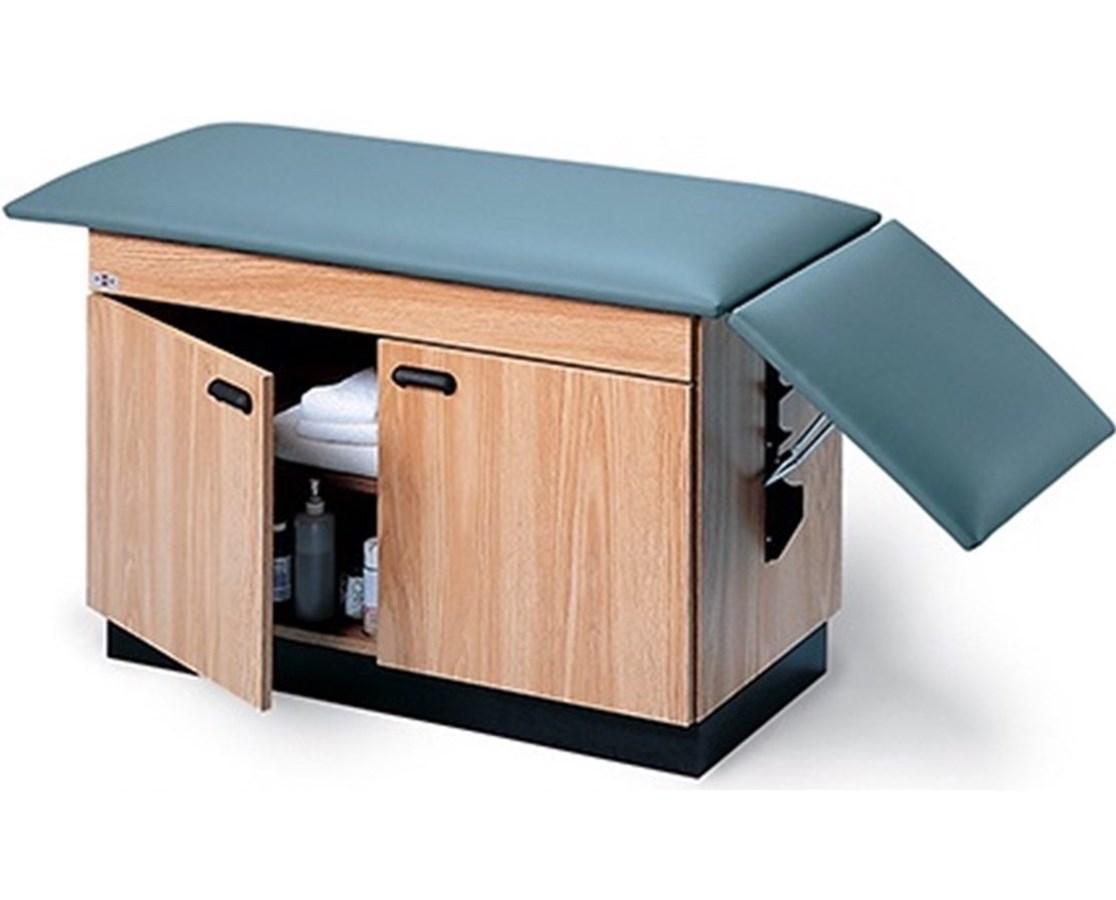 Series 4002 H-Brace Treatment Tables HAU4002-