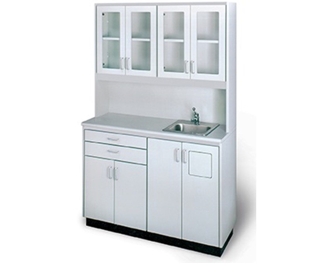 Free-Standing Unit with Sink HAUGLR-A1