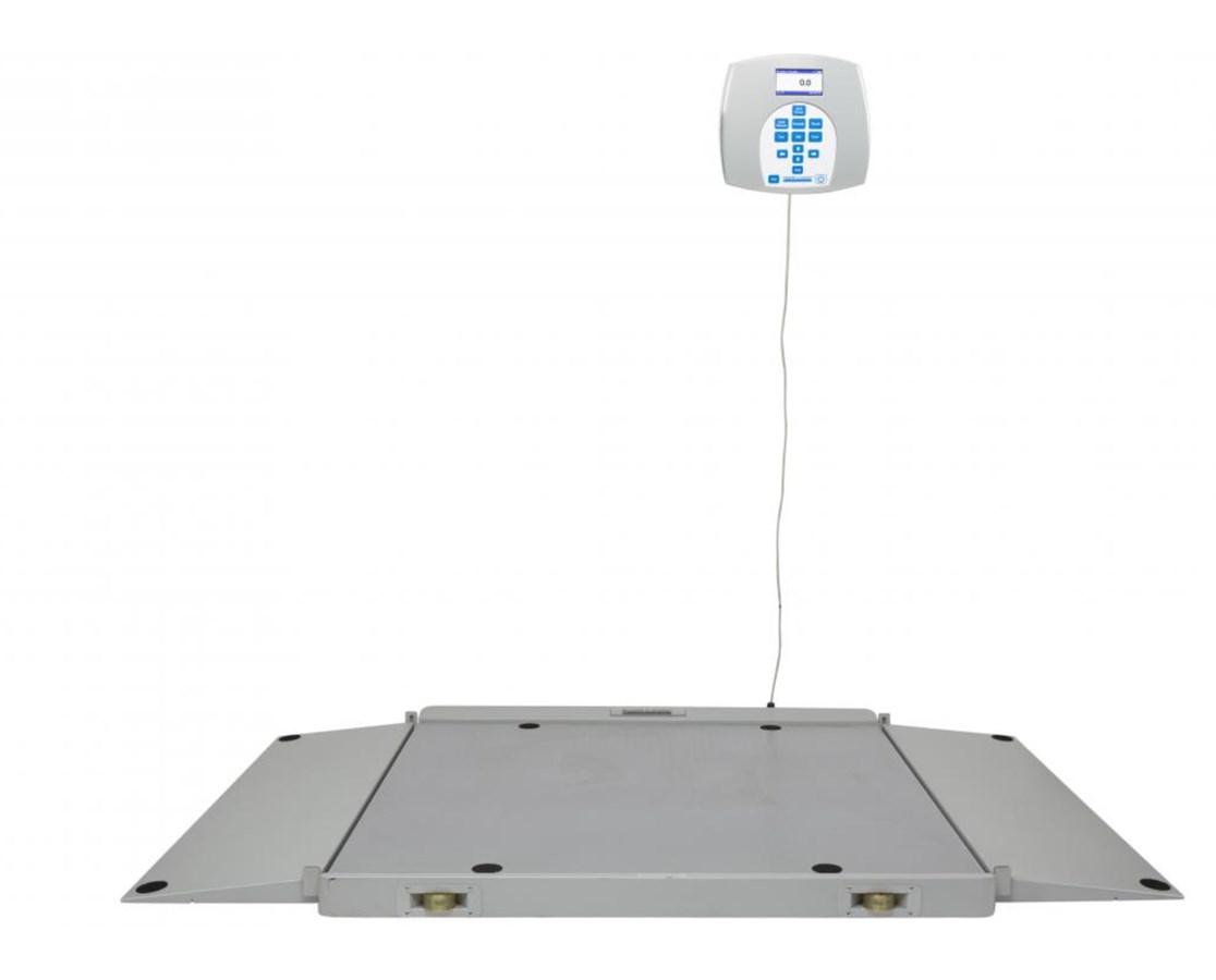 Professional Digital Wheelchair Ramp Scale HEA2700KL2