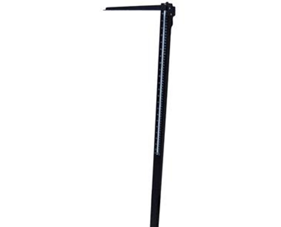 Health O Meter Wall Mounted Height Rod Save At Tiger