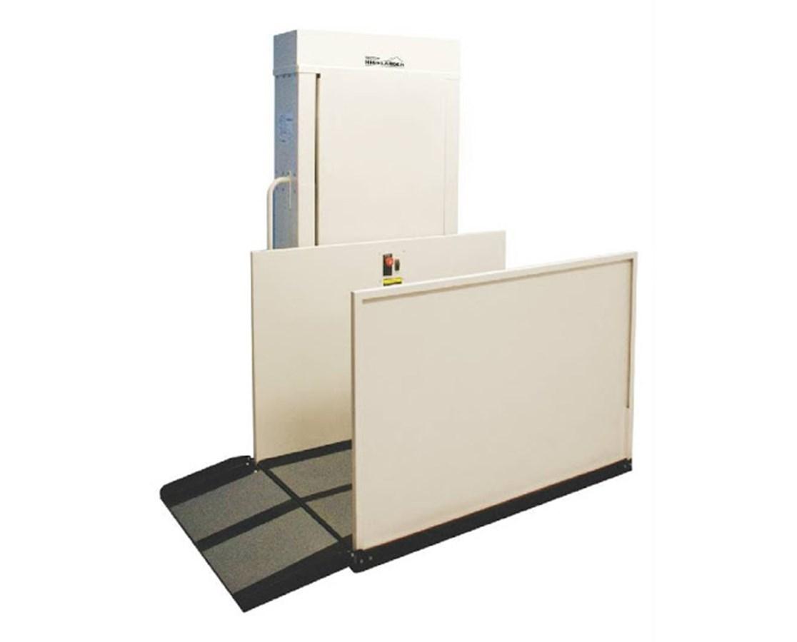 Residential Vertical Platform HMRRPL400