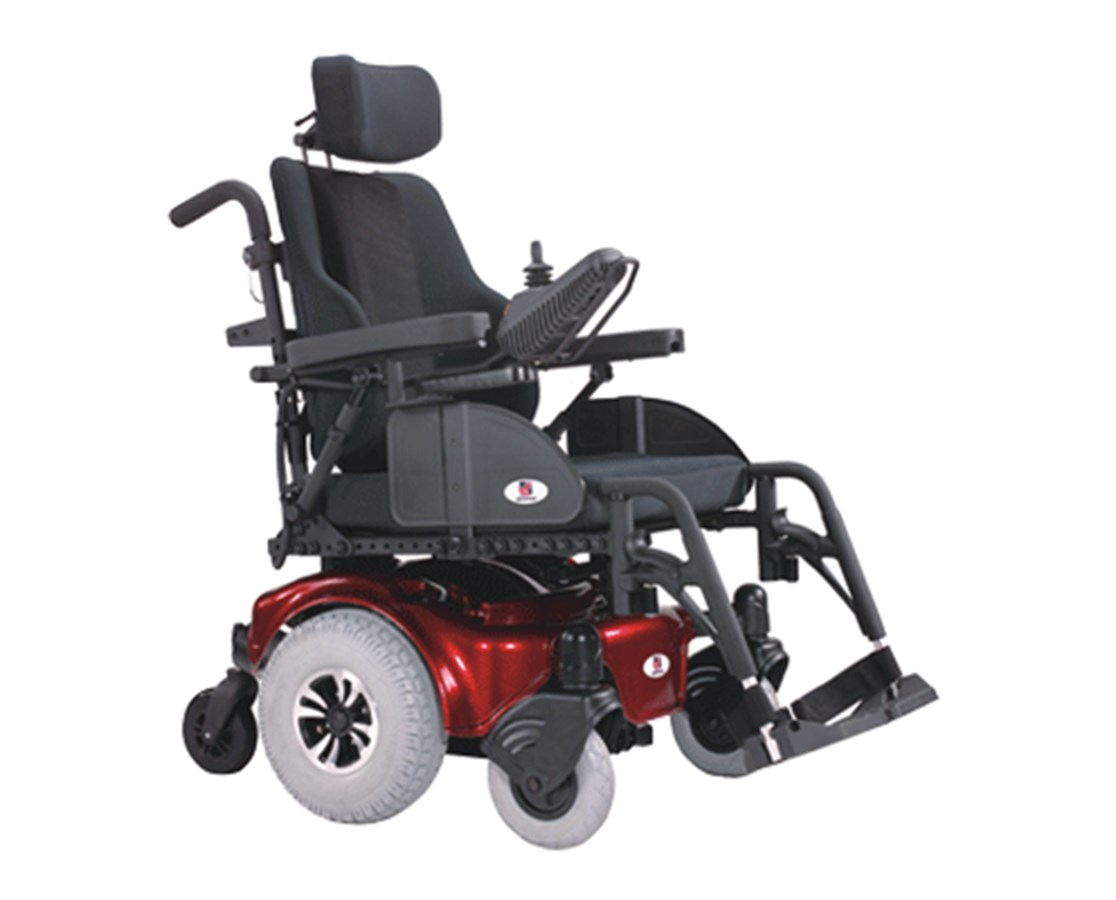 Allure Power Chair with Rehab Seat HRTHP6R‐18-