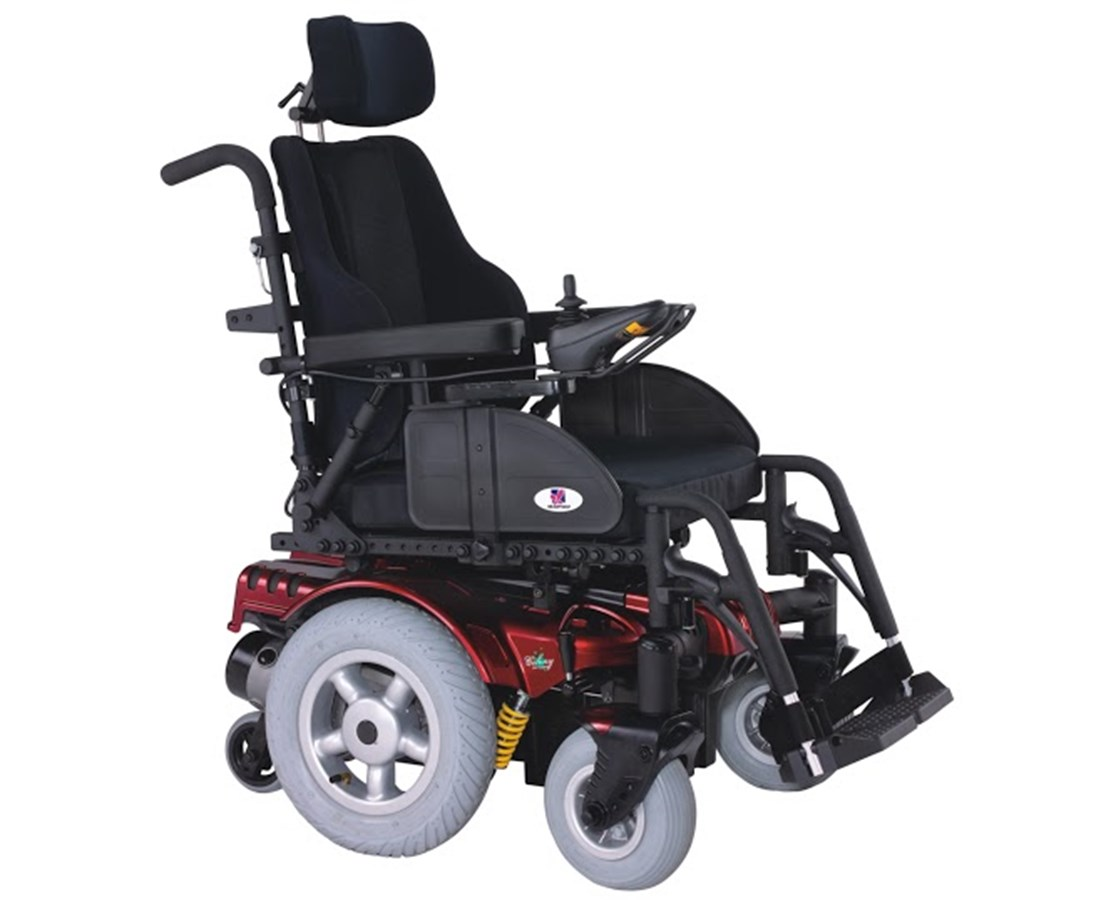 Vital Power Chair with Rehab Seat HRTP16R‐22-