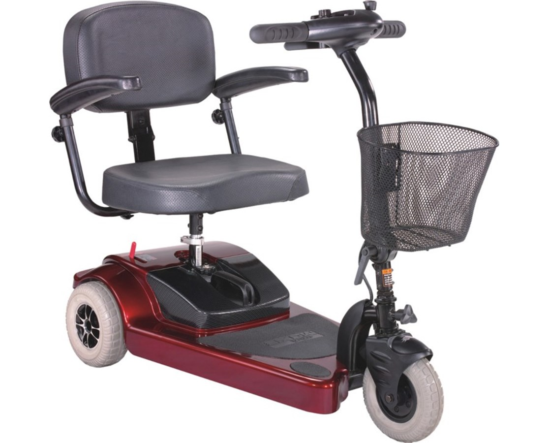 Picnic Lightweight Mobility Scooter HRTS33-16