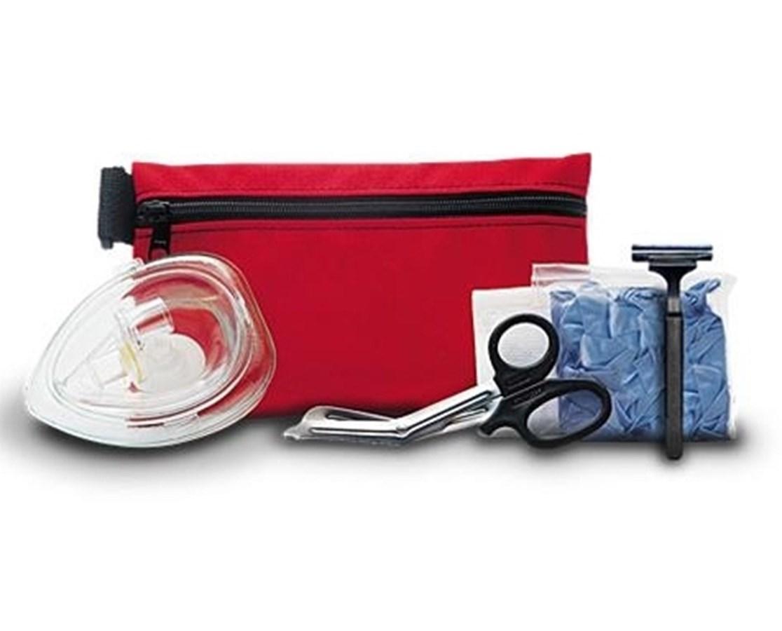 CPR/AED Rescue Kit HSMHSRK-10