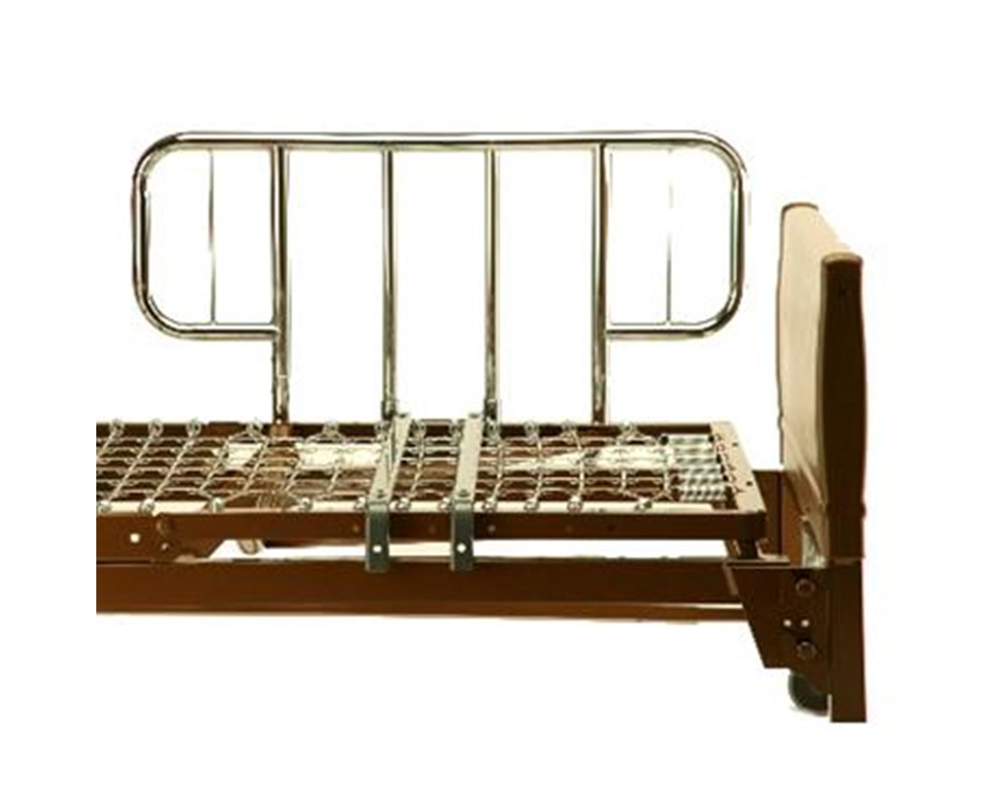 Reduced Gap Half Length Bed Rail INV6630