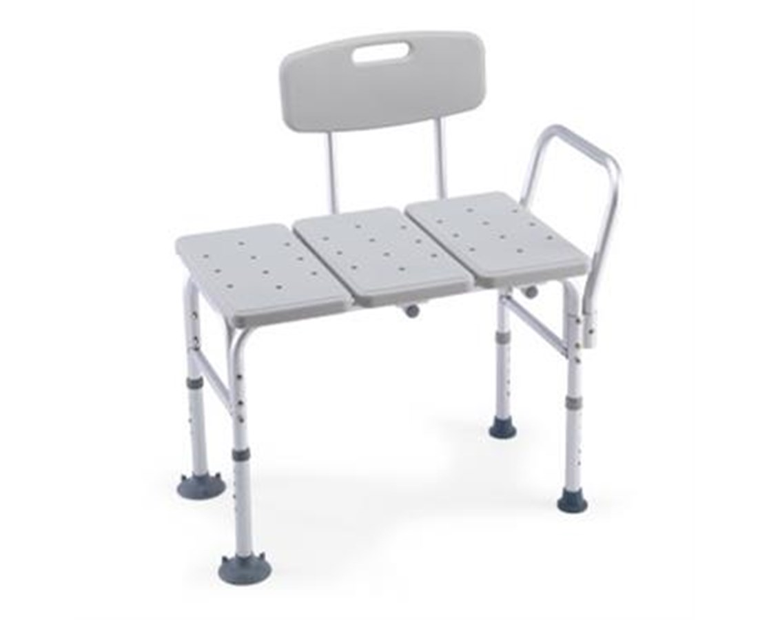 Invacare 98071 CareGuard Tool-less Transfer Bench