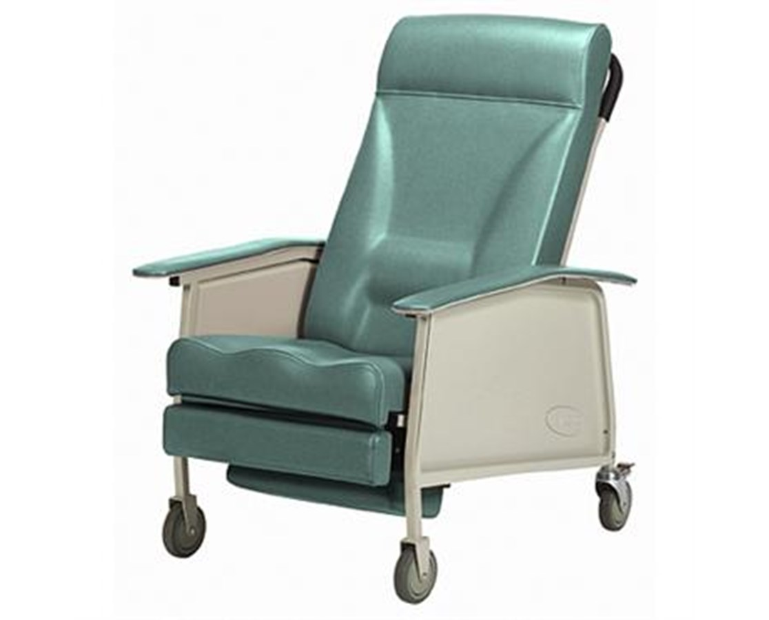 3 Position Bariatric Recliner - Deluxe Wide INVIH6065WD