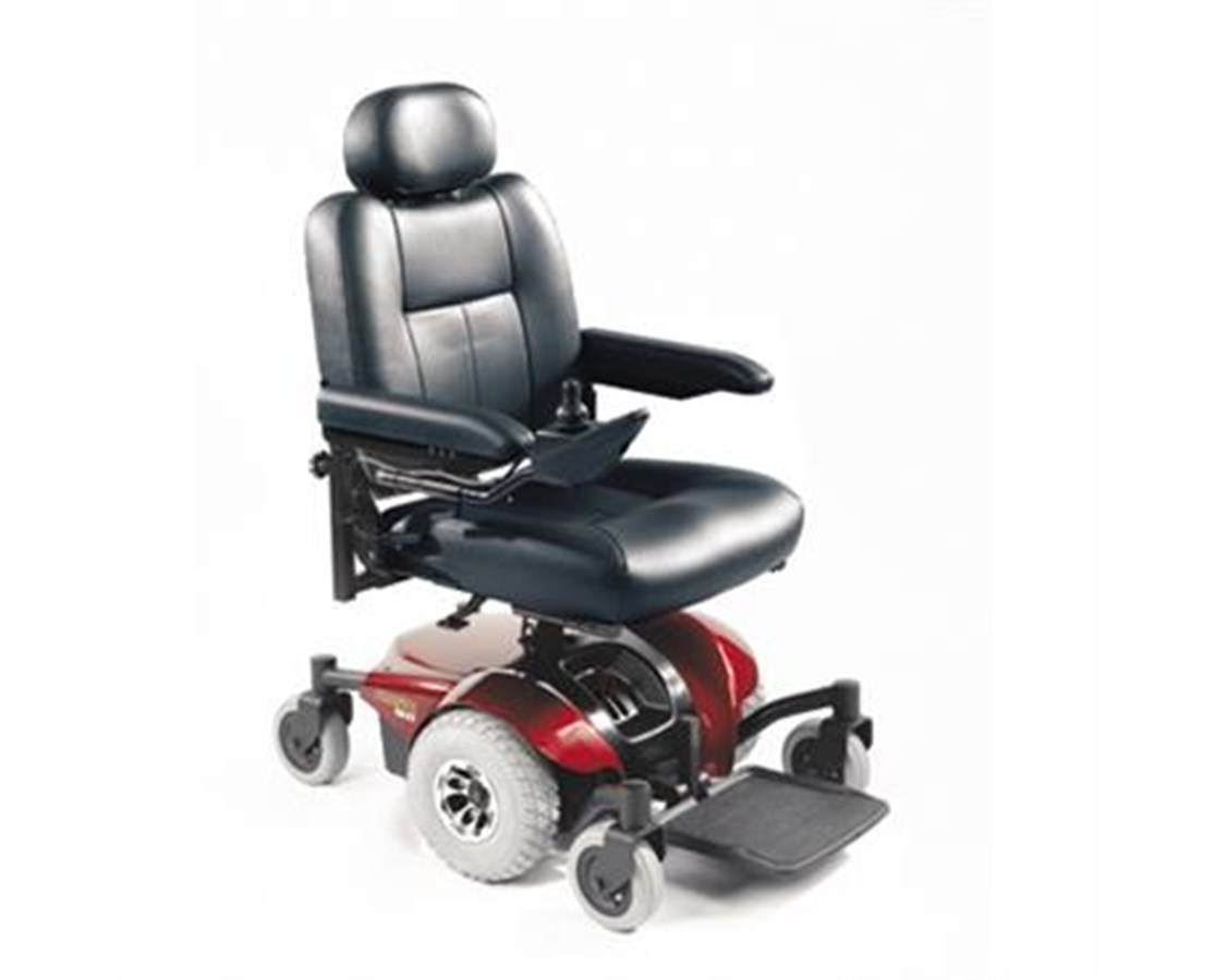 Invacare M41 Semi-Recline Office Style