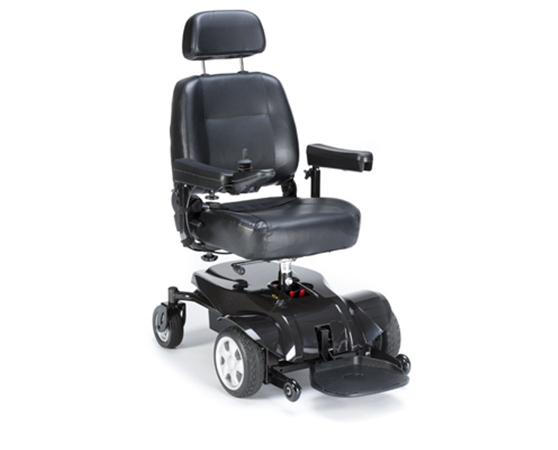 Pronto P31 Power Wheelchair INVP31BLACK