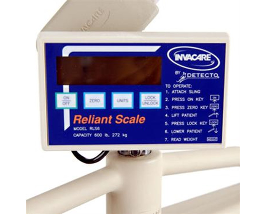 Invacare RLS6 Reliant Digital Lift Scale