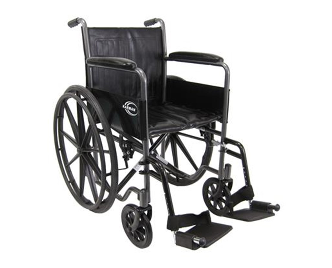 Standard Fixed-Arm Wheelchair KARKN-800T-