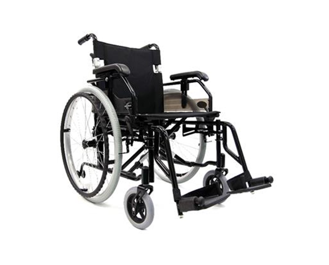 Ultra Lightweight Adjustable Wheelchair KARLT-5K-