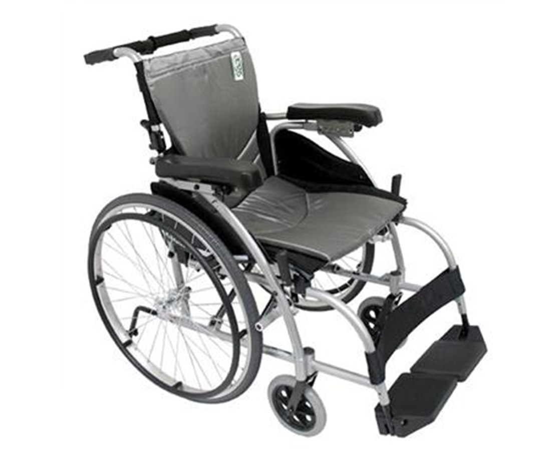 S-Ergo Ultralightweight Self Recline Wheelchair KARS-Ergo106F18SS