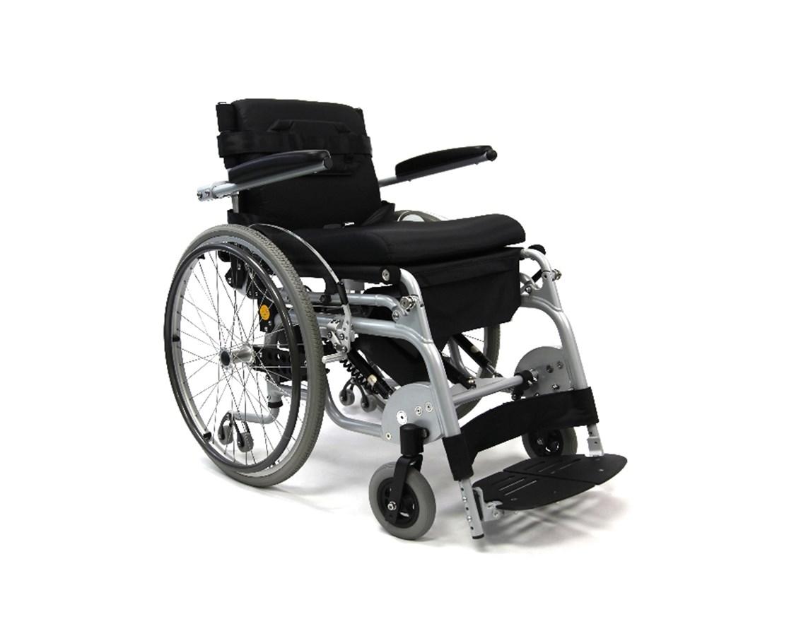 Standing Wheelchair Manual Propel Power Stand KARXO-101-