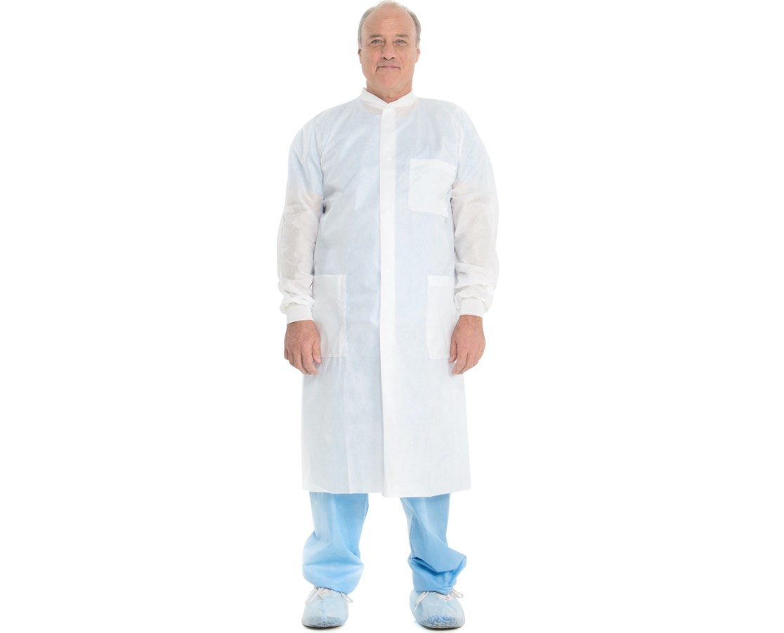 Basic Lab Coat KIM10122