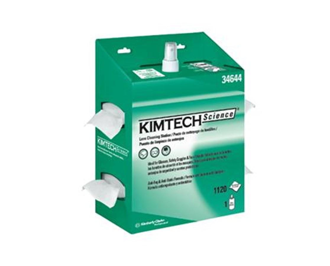 KimWipes EX-L Lens Cleaning Station KIM34644