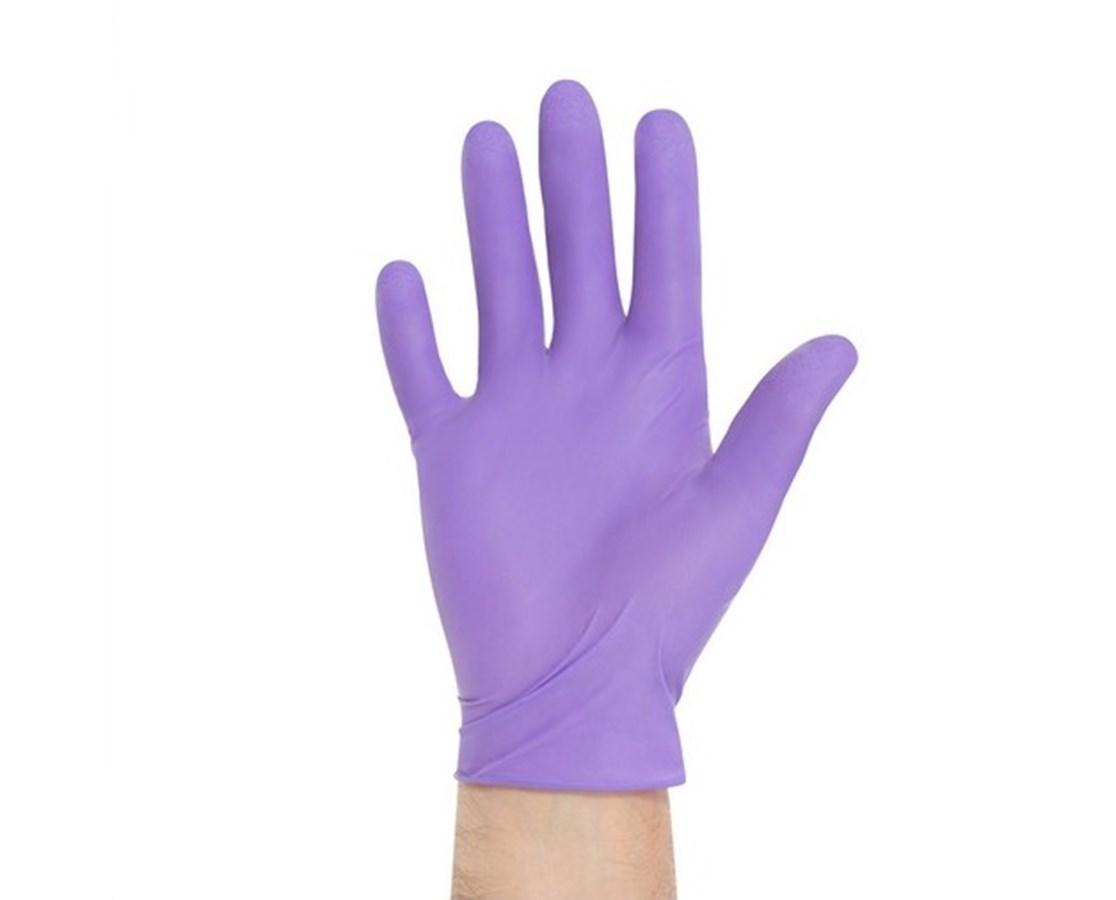 Purple Nitrile-xtra™ Exam Gloves KIM50601-
