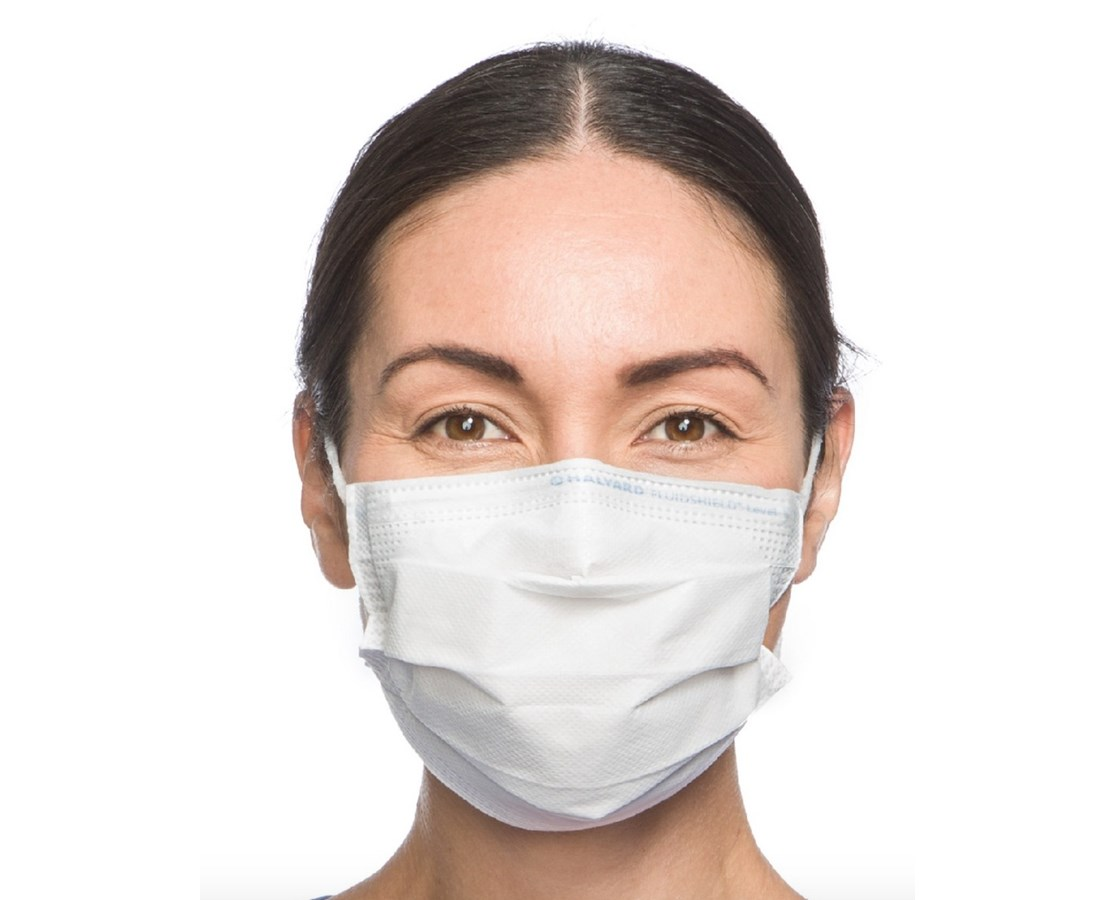 Anti-Fog Surgical Mask with Derma Touch KIM49215