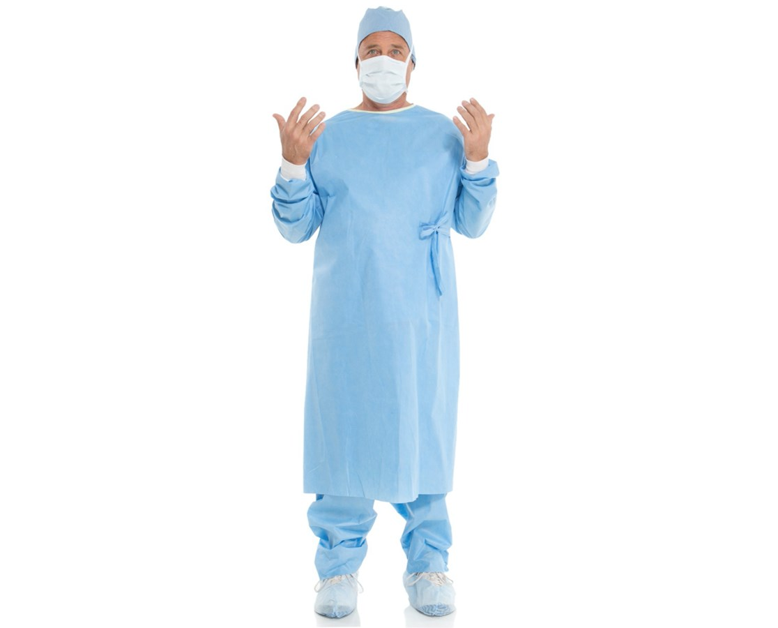 Ultra Sterile Surgical Gown with Raglan Sleeves KIM95101-