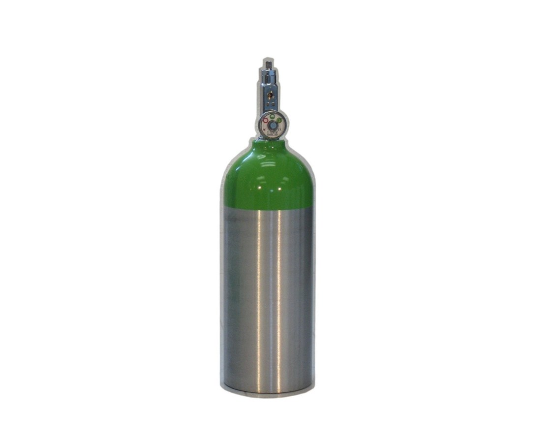 Oxygen Cylinder for OxygenPac Emergency Oxygen LIFLIFE-101