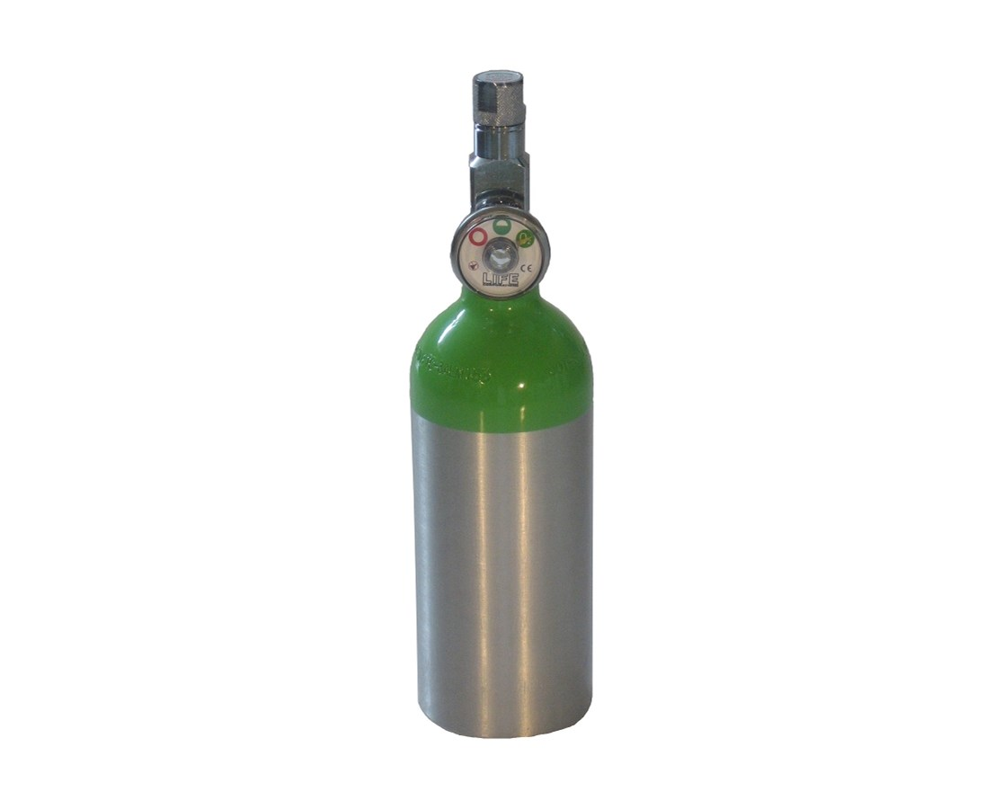 Oxygen Cylinder for SoftPac Emergency Oxygen LIFLIFE-2-101