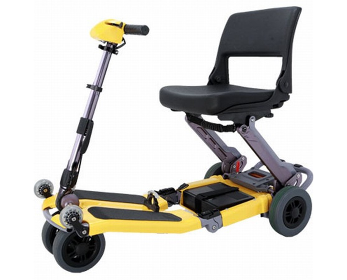 FreeRider FR168-4IT-S Luggie Portable Scooter