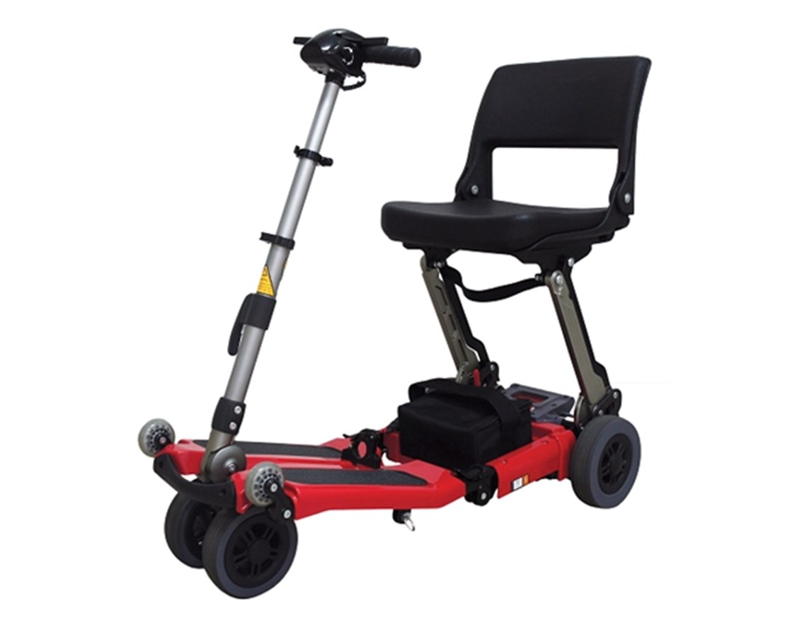 FreeRider FR168-4IT-D Luggie Portable Scooter