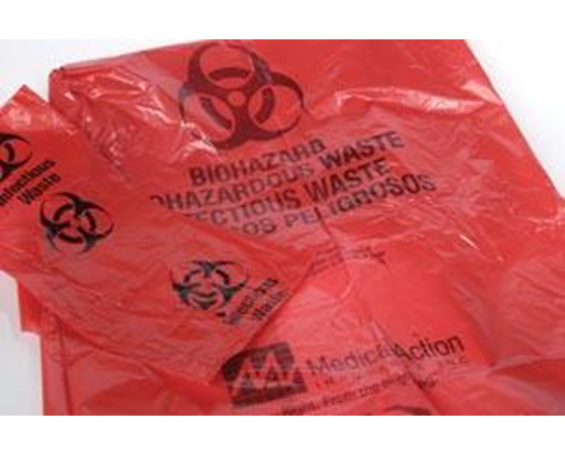 Infectious Waste Bags MAIF116BX-