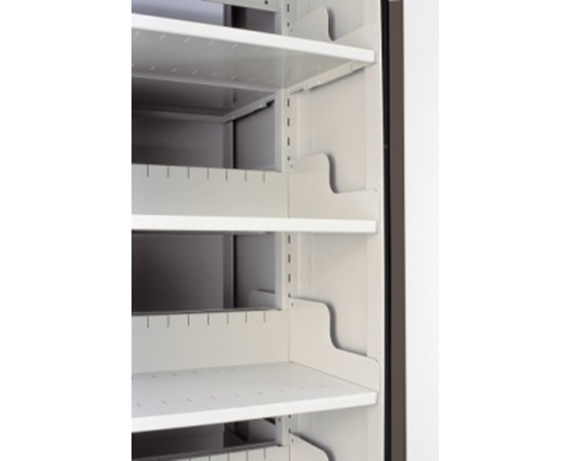 Pass Through Shelf for ARC Rotary File Systems MAYARCPS2412-