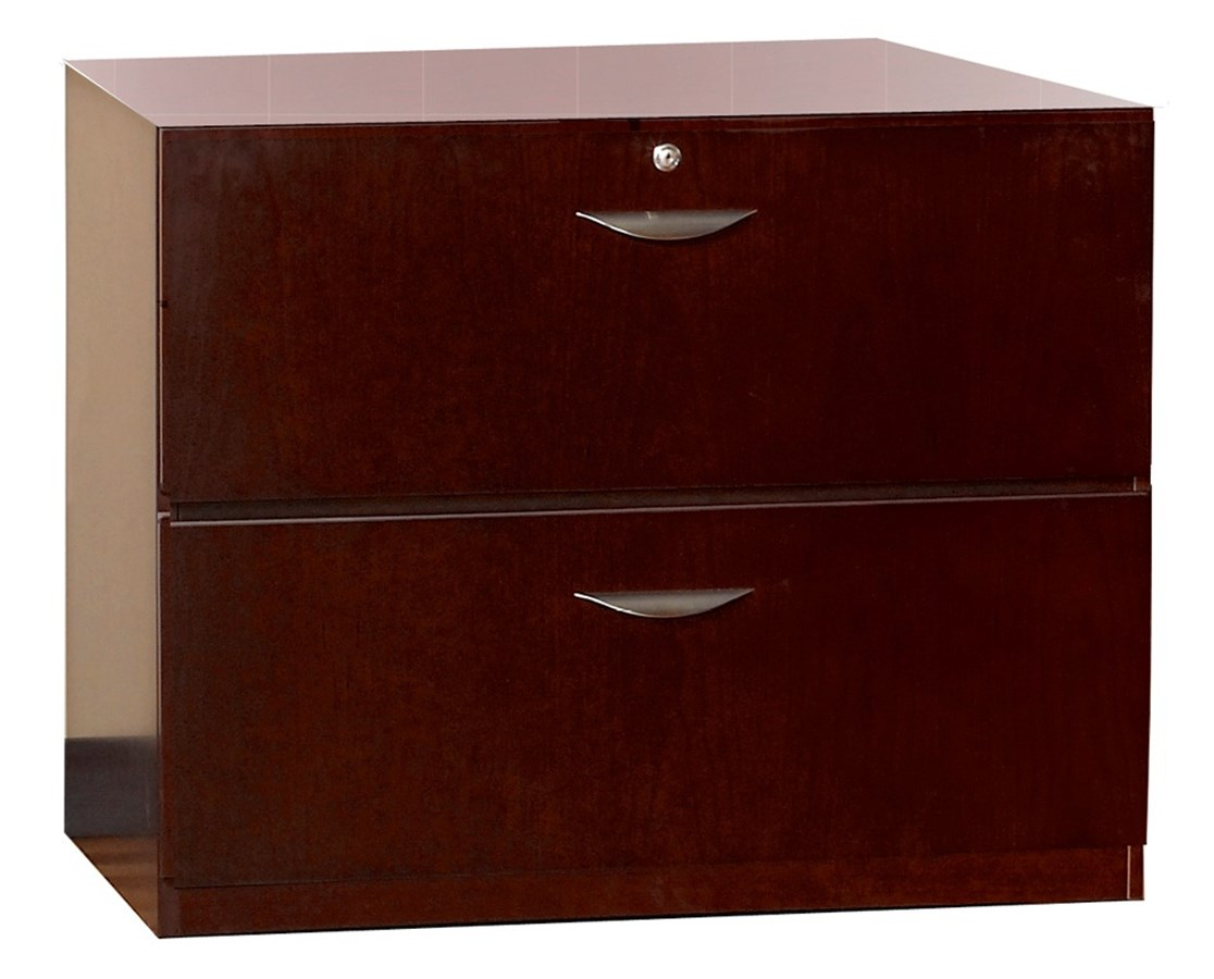 Mira Lateral File with Unfinished Top for Mira Credenza MAYMLFU23624