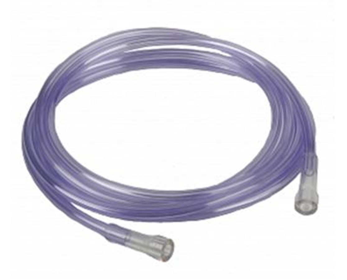 Medline violet crush resistant oxygen tubing save at