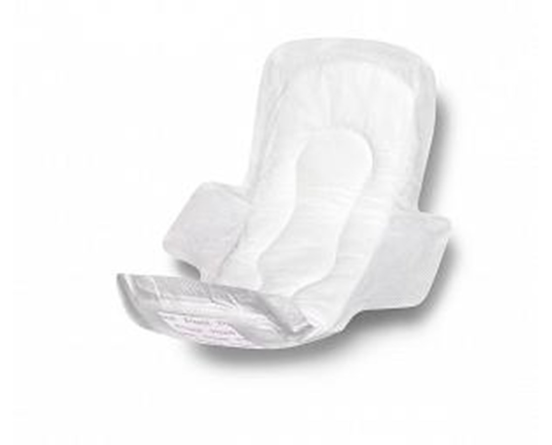 Sanitary Pads with Adhesive Strip & Wings MEDMDS42249SH
