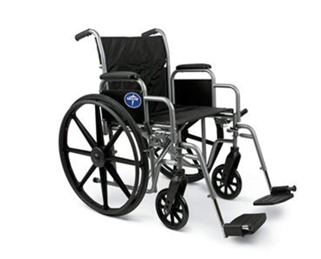 Excel K1 Basic Wheelchair MEDMDS806-