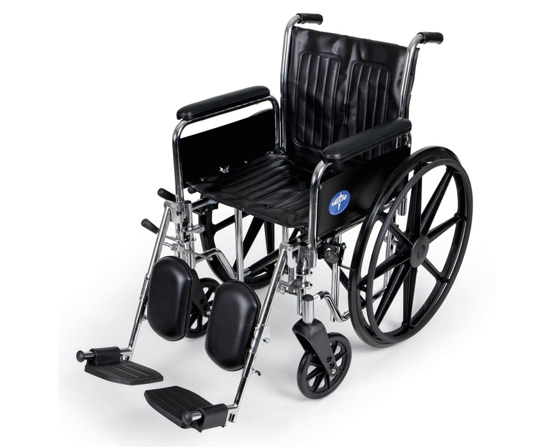2000 Wheelchairs Excel Series MEDMDS806300DFLA-