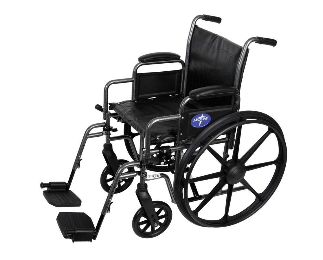 Excel K1 Basic Wheelchair MEDMDS806-