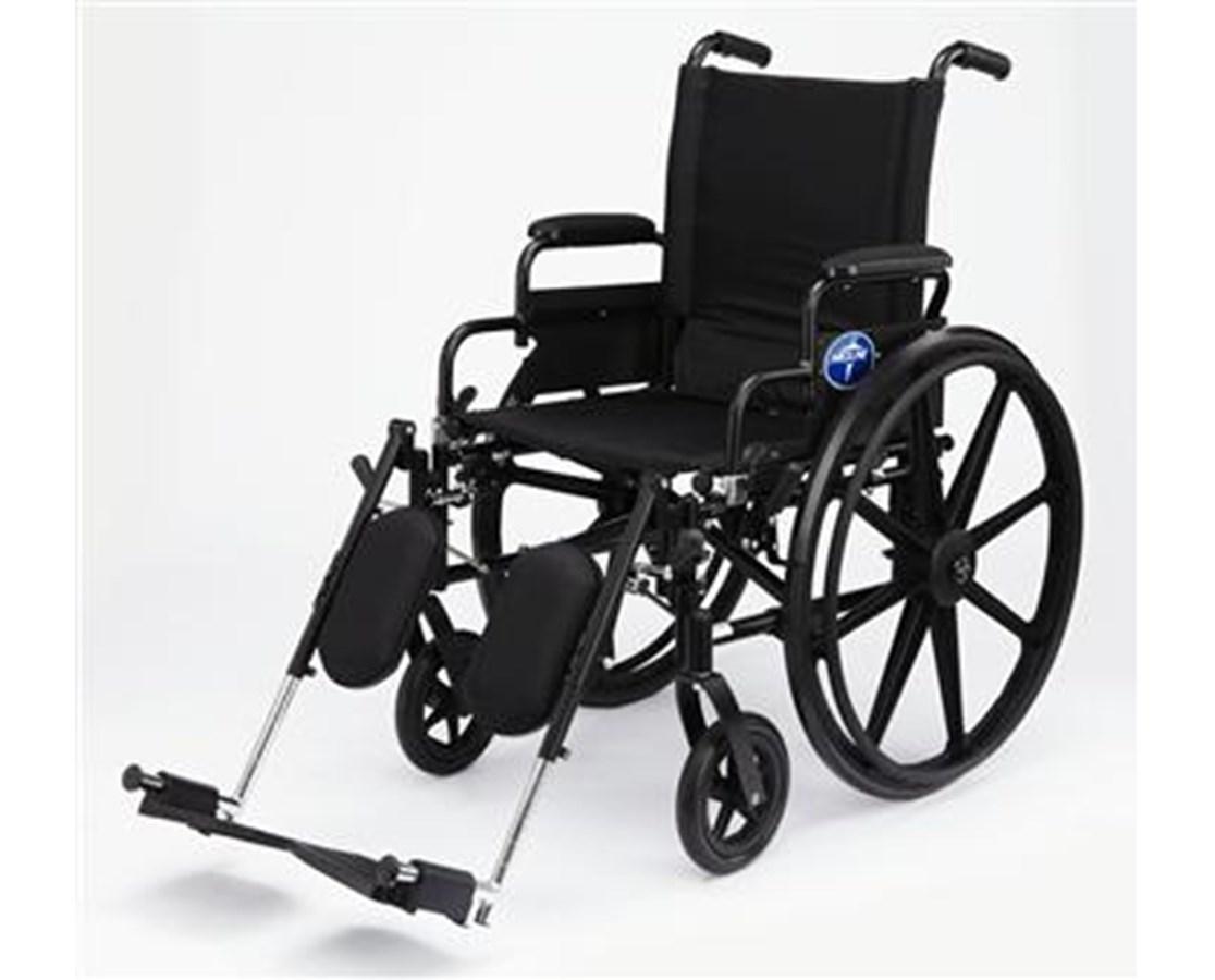 Excel K4 ELR Lightweight Wheel Chair MEDMDS806550