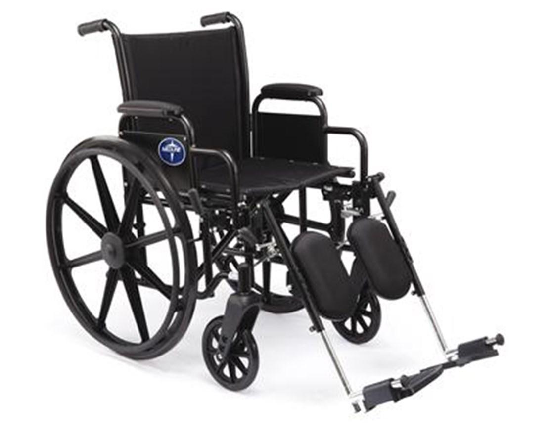 Excel K3 Narrow Lightweight Wheelchair MDS806600N