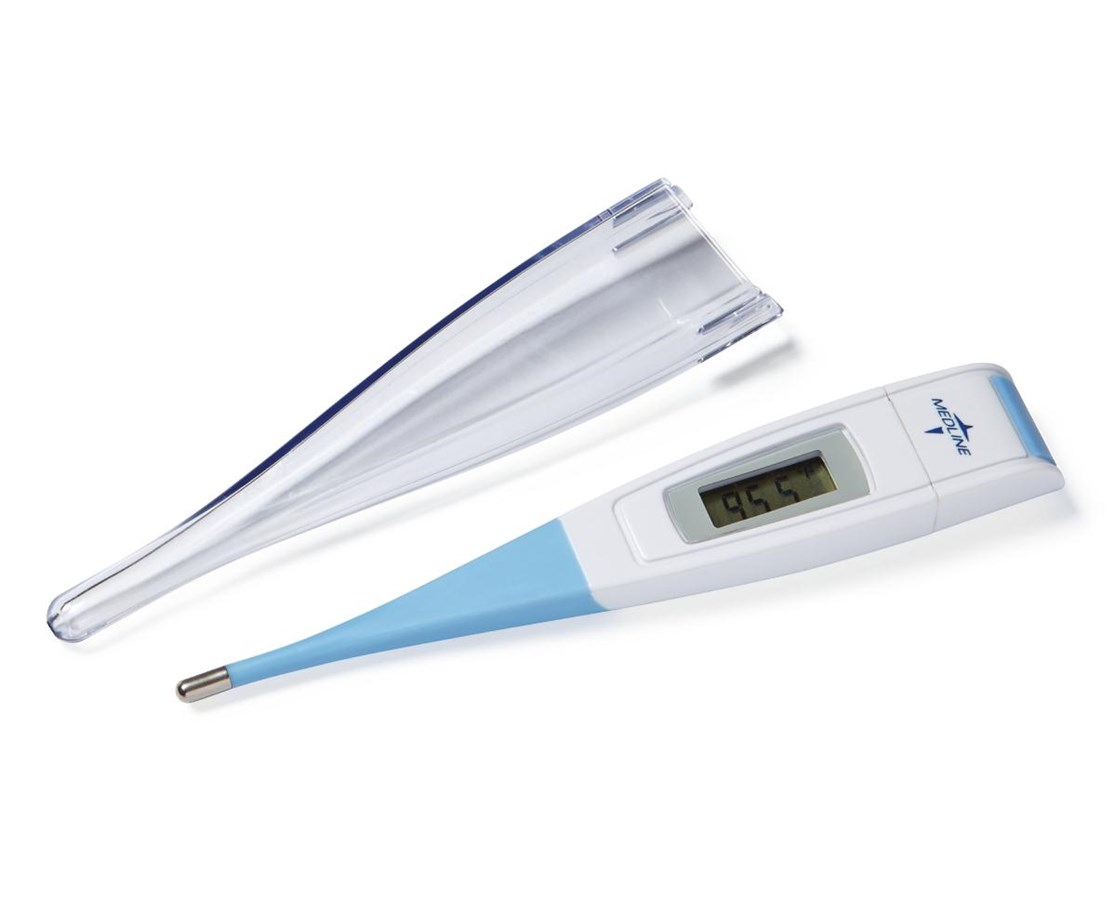 Flex-Tip Digital Oral Thermometer MEDMDS99901H