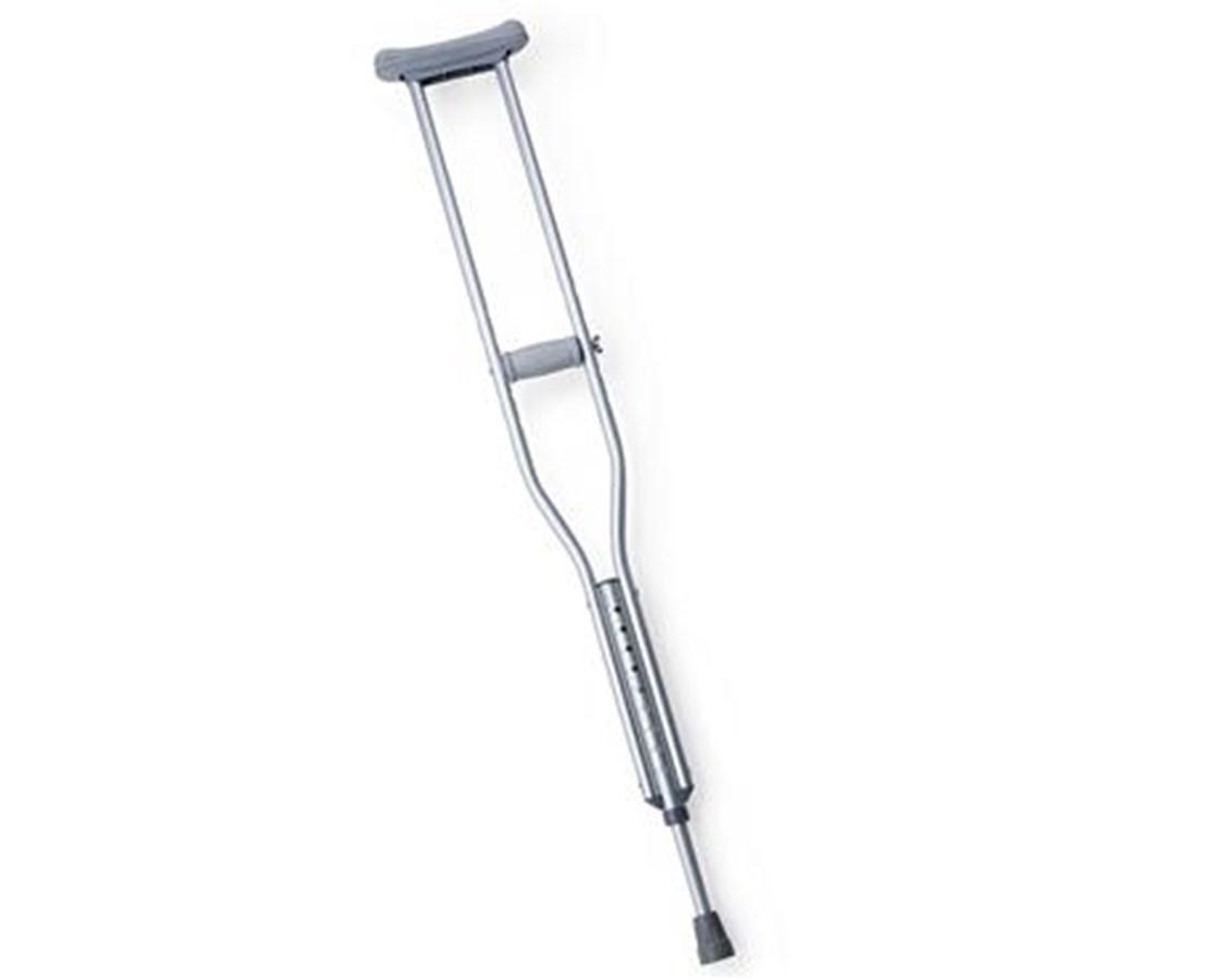 Standard Aluminum Medium Crutch MEDMDSV80535