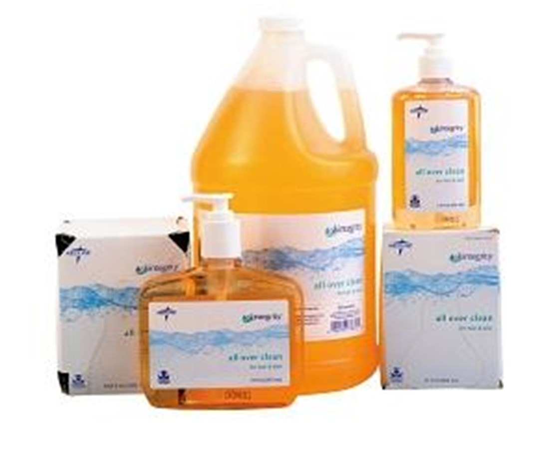 Skintegrity Body Wash and Shampoo MEDMSC098305-098314
